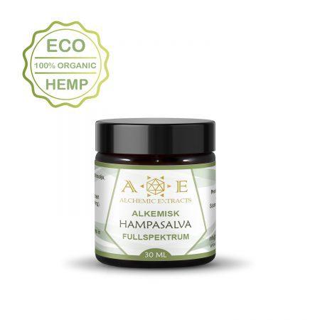Alkemisk Hampa-salva 30 ml