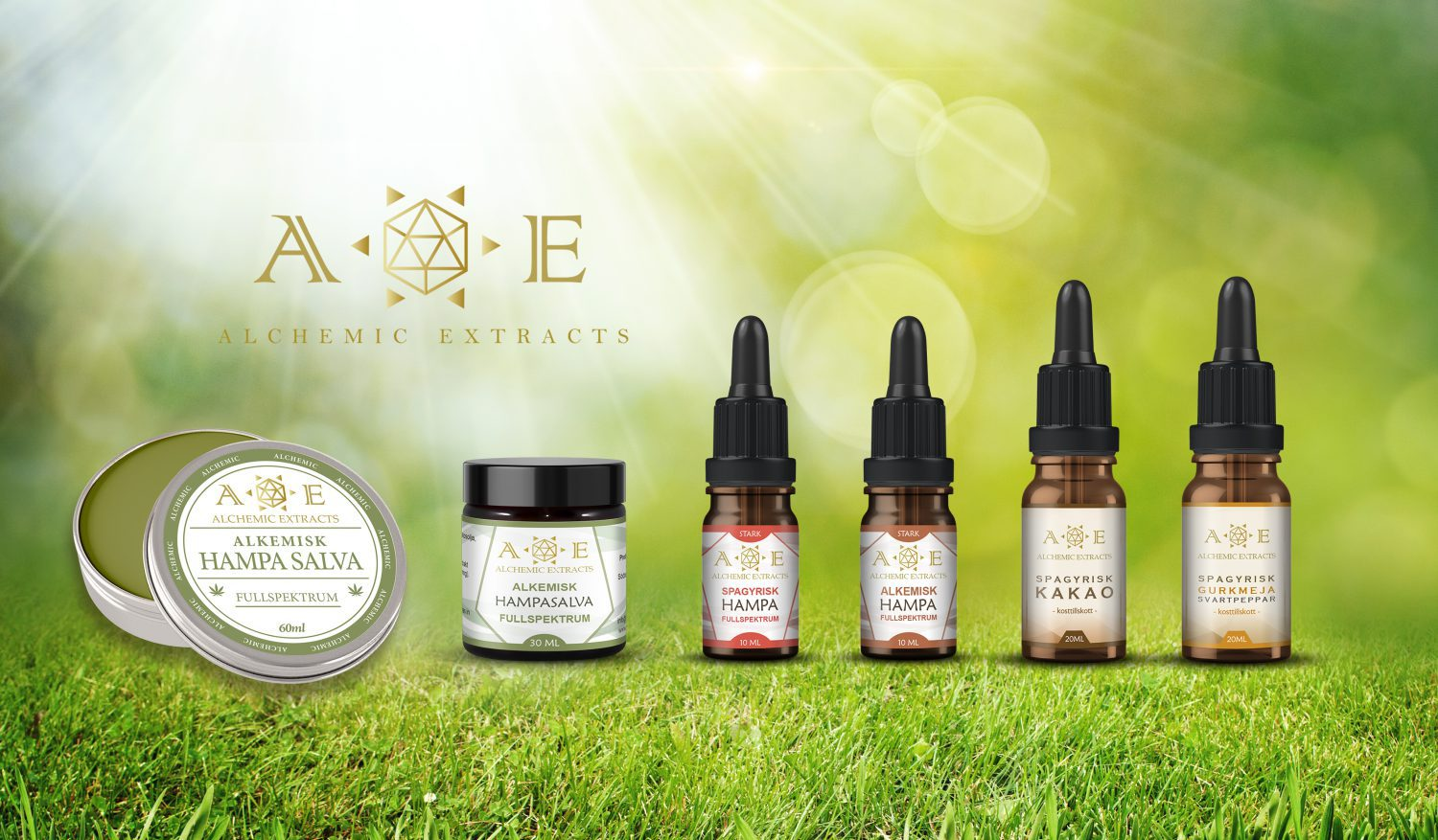 Alchemic Extracts AB