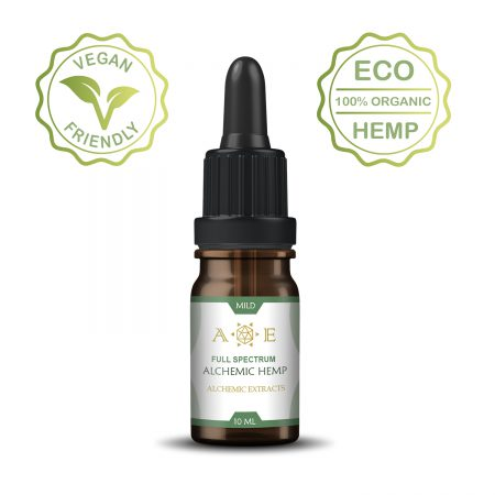Alchemic Mild Body Hemp oil