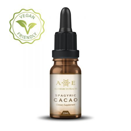 Spagyric Cacao Tincture